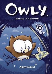 Owly: v. 3 Flying Lessons (h�ftad)