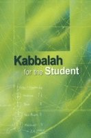 Kabbalah for the Student (inbunden)