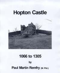 Hopton Castle, 1066 to 1305 (h�ftad)
