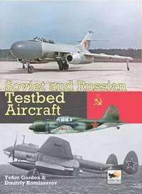 Soviet and Russian Testbed Aircraft (inbunden)