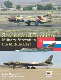 Soviet and Russian Military Aircraft in Africa (inbunden)