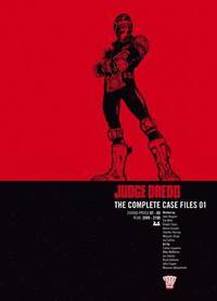Judge Dredd: v. 1 Complete Case Files (h�ftad)