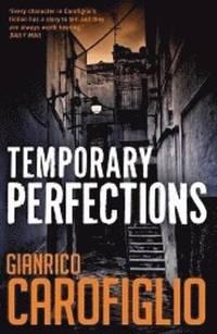 Temporary Perfections (inbunden)