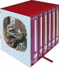 Sherlock Holmes 6-Book Boxed Set (inbunden)