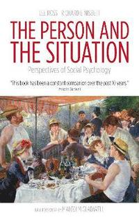 The Person and the Situation (h�ftad)
