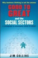 Good to Great and the Social Sectors: A Monograph to Accompany Good to Great (inbunden)