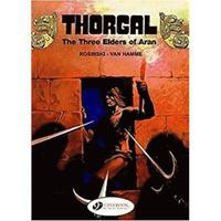 Thorgal: v. 2 Three Elders of Aran (h�ftad)