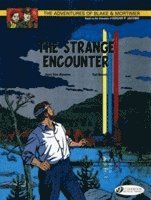 The Adventures of Blake and Mortimer: v. 5 The Strange Encounter (h�ftad)