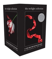 Twilight Saga Collection (ljudbok)