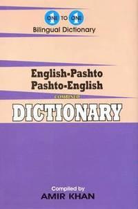 English-Pashto &; Pashto-English One-to-One Dictionary - Script &; Roman (inbunden)