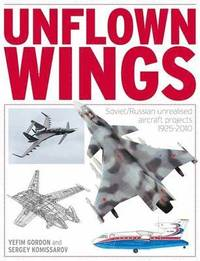Unflown Wings (inbunden)