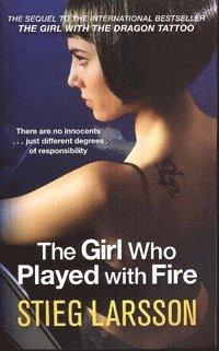 Girl Who Played With Fire (h�ftad)