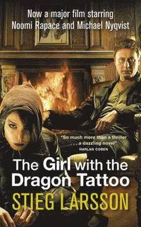 The Girl with the Dragon Tattoo (h�ftad)