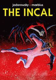 The Incal (inbunden)
