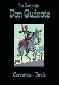 The Complete Don Quixote (inbunden)