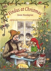 Findus at Christmas (inbunden)