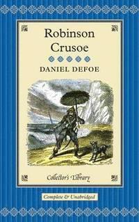 Robinson Crusoe (inbunden)