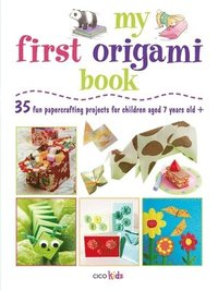 My First Origami Book (h�ftad)