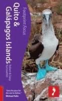 Quito &; Galapagos Footprint Focus Guide (h�ftad)