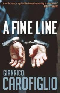 A Fine Line (inbunden)