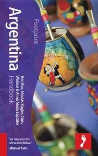 Argentina Footprint Handbook (inbunden)