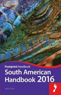 South American Handbook (h�ftad)