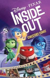 Disney/Pixar Inside Out Cinestory Comic