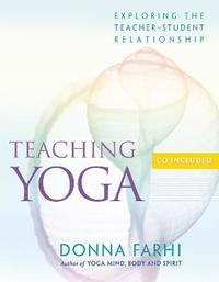 Teaching Yoga (h�ftad)