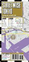 Streetwise Tokyo Map - Laminated City Center Street Map of Tokyo, Japan: Folding Pocket Size Travel Map