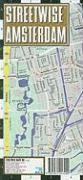 Streetwise Amsterdam Map - Laminated City Center Street Map of Amsterdam, Netherlands: Folding Pocket Size Travel Map
