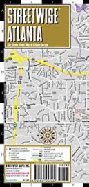 Streetwise Atlanta Map - Laminated City Center Street Map of Atlanta, Georgia: Folding Pocket Size Travel Map