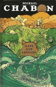 Maps and Legends (inbunden)
