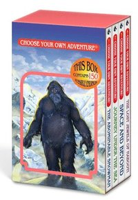 Choose Your Own Adventure 4-Book Set, Volume 1: The Abominable Snowman/Journey Under the Sea/Space and Beyond/The Lost Jewels of Nabooti ()