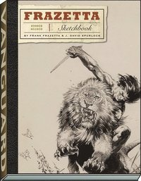 The Frazetta Sketchbook (inbunden)