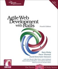 Agile Web Development with Rails 4th Edition (h�ftad)
