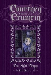 Courtney Crumrin: Volume 1 Night Things (inbunden)