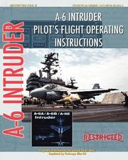A-6 Intruder Pilot's Flight Operating Instructions (h�ftad)