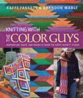 Knitting with the Color Guys (inbunden)