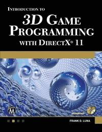 Introduction to 3D Game Programming with Directx 11 Book/DVD Package