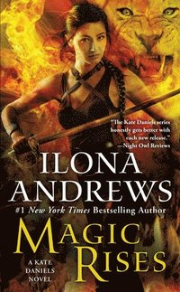 Magic rises / Ilona Andrews.