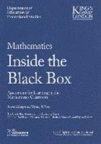 Mathematics Inside the Black Box: Assessment for Learning in the Mathematics Classroom (h�ftad)