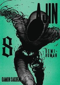 Ajin : demi-human. 8 / Gamon Sakurai ; translation: Ko Ransom.