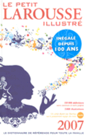 Le Petit Larousse Illustre (pocket)