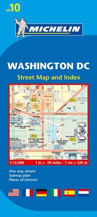 Washington DC City Plan
