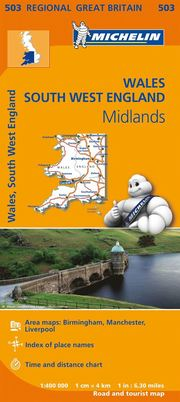 Wales the Midlands South West England