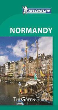 Normandy Green Guide (h�ftad)
