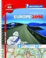 Michelin Europe 2016 Atlas
