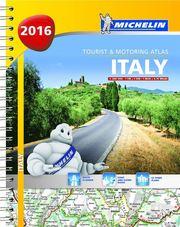 Italy 2016 – A4 Spiral