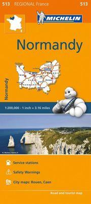 Normandy (Normandie) Map 513