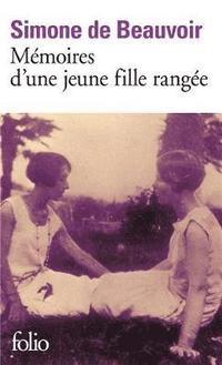 Memoires D'Une Jeune Fille Rangee (h�ftad)